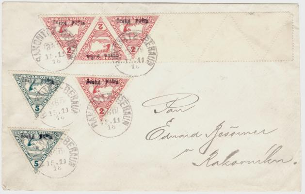 Private Overprints