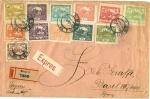 Brno to Basel 1919